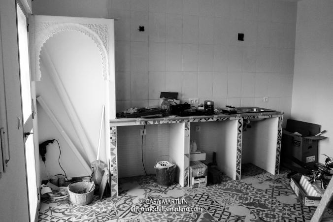 casa martijin el molino del panadero jimera de libar casa rural cocina obra
