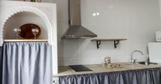casa martijin casa recentar el molino del panadero casa rural jimera de libar ronda malaga spain cocina