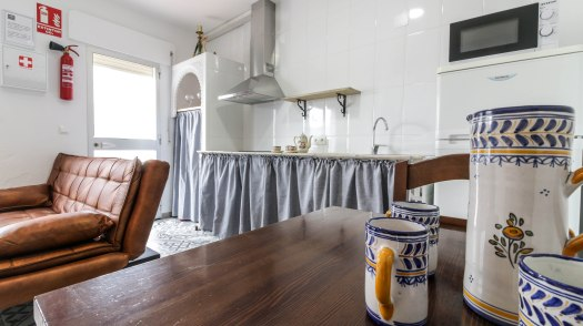 casa martijin casa recentar el molino del panadero casa rural jimera de libar ronda malaga spain salon cocina