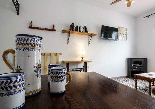 casa martijin casa recentar el molino del panadero casa rural jimera de libar ronda malaga spain salon detalle