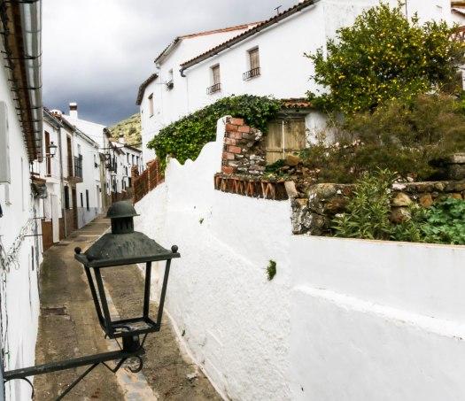 casa martijin casa recentar el molino del panadero casa rural jimera de libar ronda malaga spain vistas dormitorio