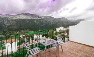 casa martijin casa recentar el molino del panadero casa rural jimera de libar ronda malaga spain vistas terraza 4