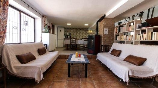 el molino del panadero casa recentar casa martijin casa rural turismo rural jimera de libar malaga salon cocina