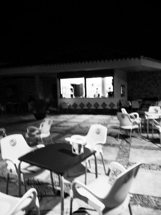 bar terraza mirador de la sierra